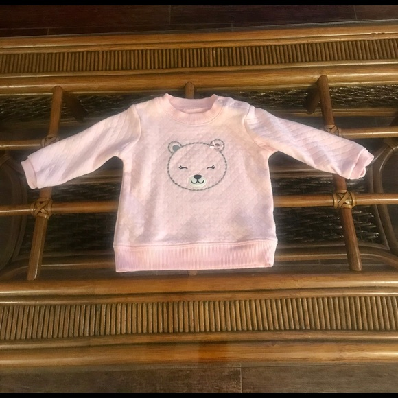 Carter's Other - Just One You by Carter's Pink Sweatshirt size 9 mo